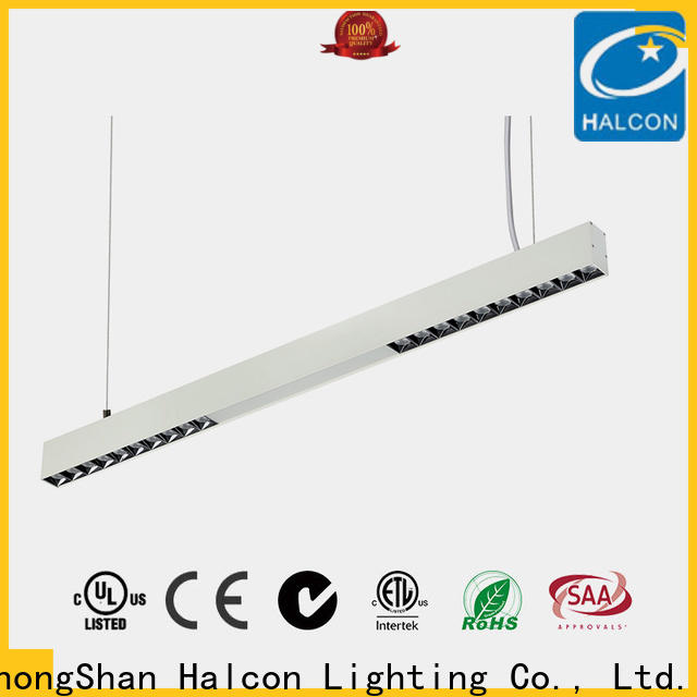 Halcon high quality kitchen track lighting supplier for living room