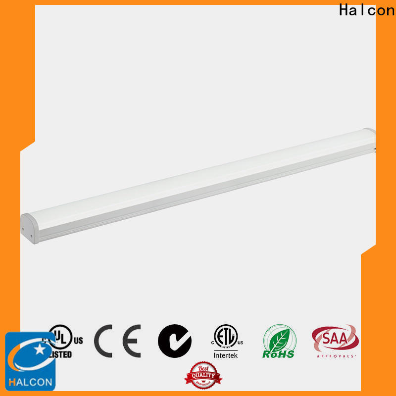 Halcon best price vapor sealed light fixtures with good price for lighting the room