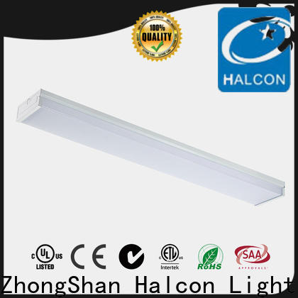 Halcon led linear light fixtures factory for school