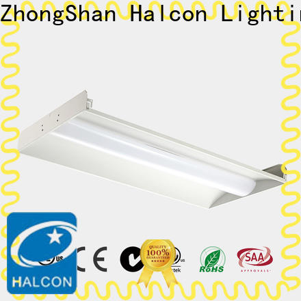 Halcon 2x4 led troffer series bulk production