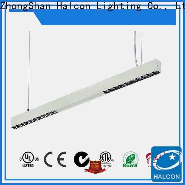 Halcon long pendant light factory for office