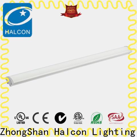 Halcon professional vapor proof led light fixture company for promotion