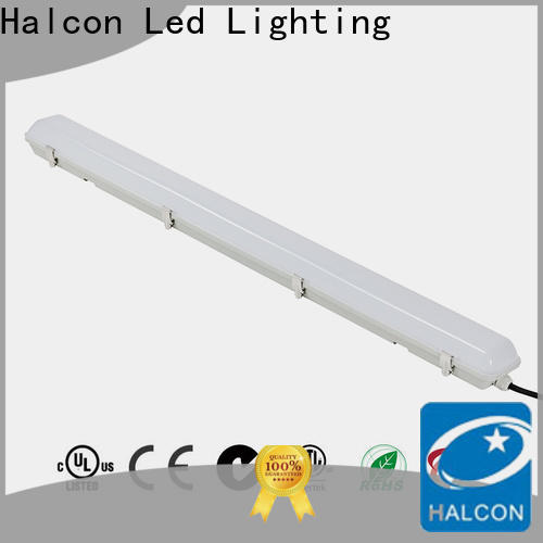 Halcon led vapor proof fixture manufacturer for promotion