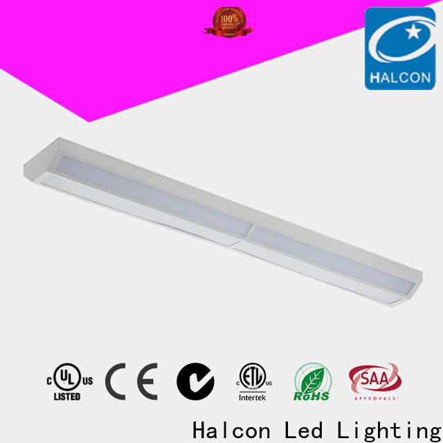 Halcon new led linear light housing series for indoor use