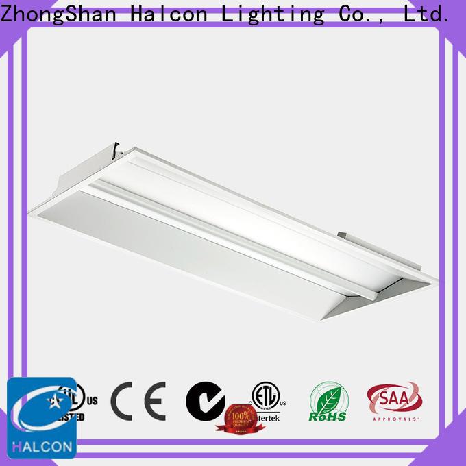 Halcon hot-sale troffer led lights suppliers bulk buy