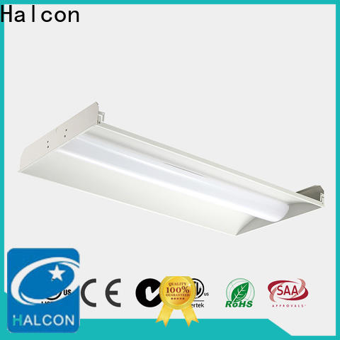 Halcon flat panel led troffer inquire now for warehouse