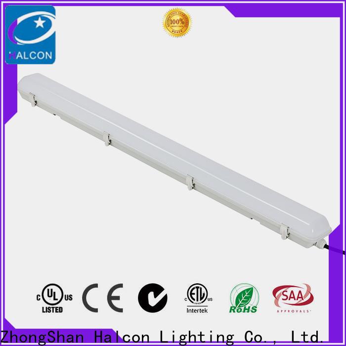 Halcon low-cost led vapor proof fixture wholesale for promotion