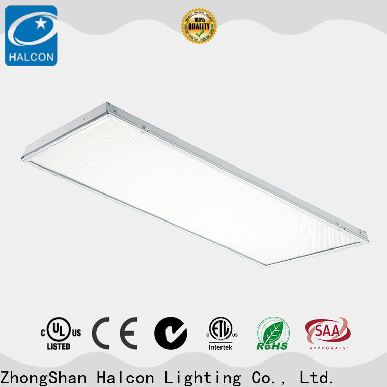 Halcon high-quality led troffer panel best supplier for lighting the room