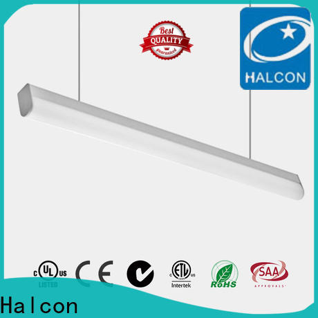 Halcon crystal pendant lighting factory for indoor use