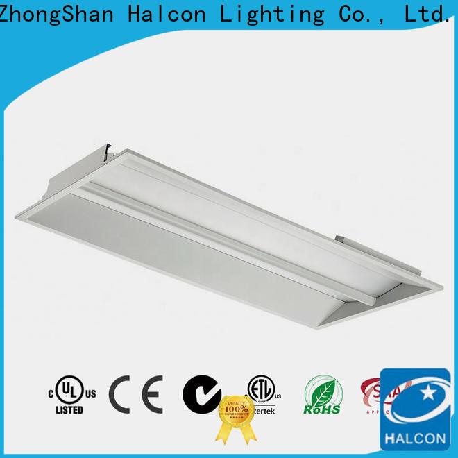 Halcon led flat panel light supplier for sale