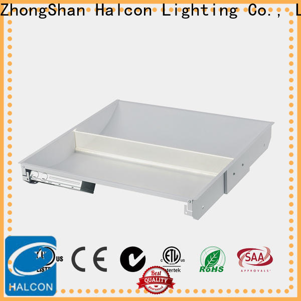 Halcon panel ceiling lights wholesale for office