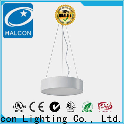 Halcon high quality track lighting pendants factory for office