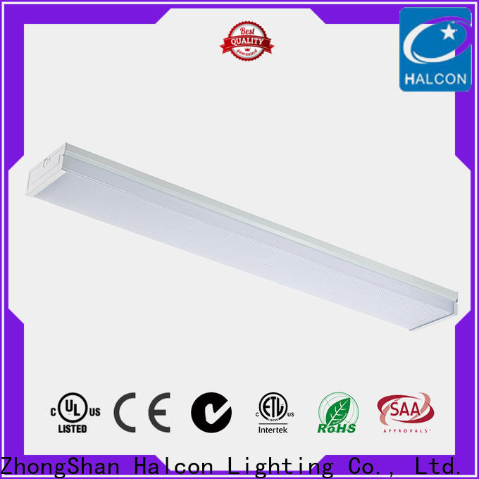Halcon led linear ceiling lights suppliers for school