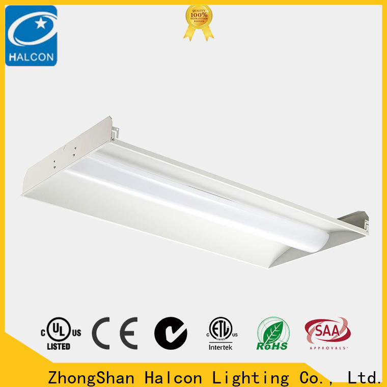 Halcon latest led round panel ceiling lights best supplier for sale