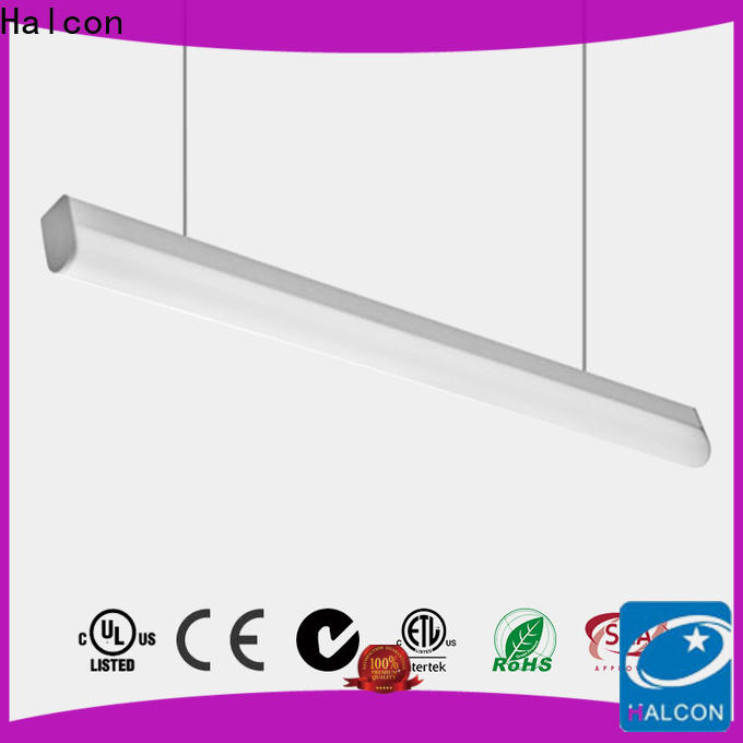 Halcon hanging track lights best supplier bulk production