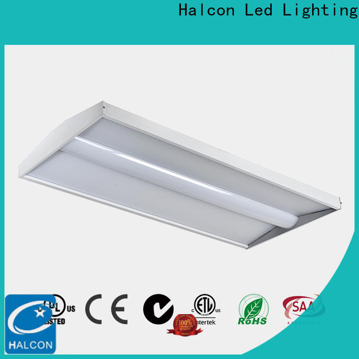 Halcon durable panel light led china supplier for indoor use