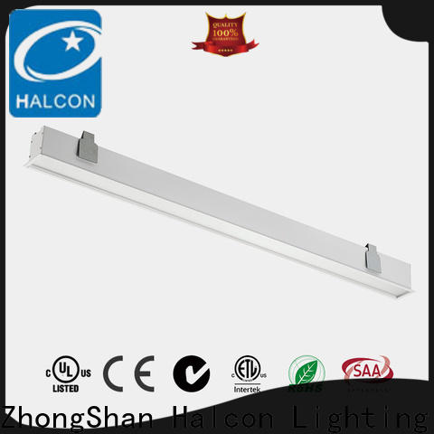 Halcon top quality recessed shop lights inquire now for office