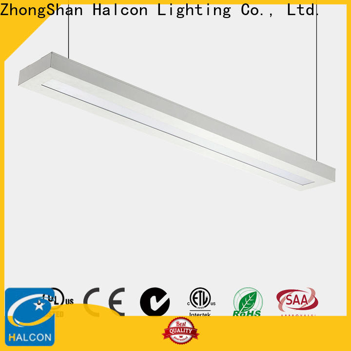 Halcon cheap up and down led lights best supplier for living room