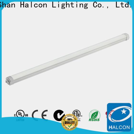 Halcon vapor proof fixture company bulk production