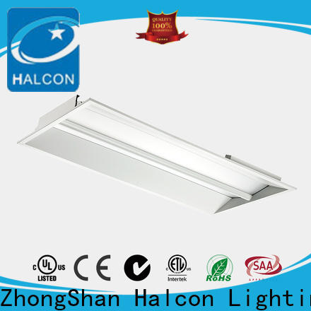 Halcon led troffer best manufacturer bulk production
