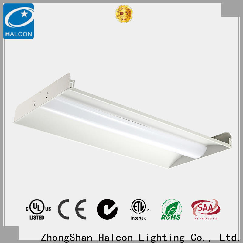top selling hanging led panel light factory for warehouse