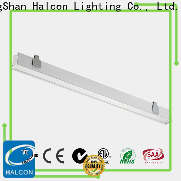 eco-friendly led recessed light factory for school