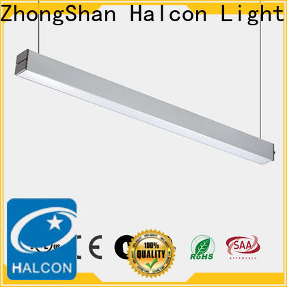 Halcon square pendant light factory direct supply for promotion