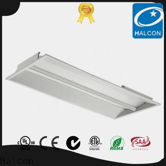 Halcon durable panel lighting factory for promotion
