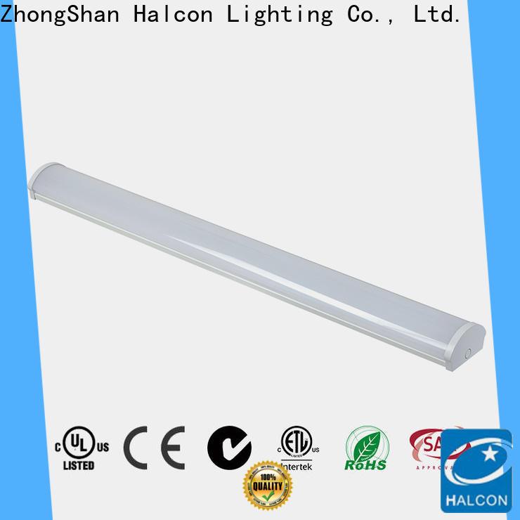 Halcon recessed led linear light best manufacturer for shop