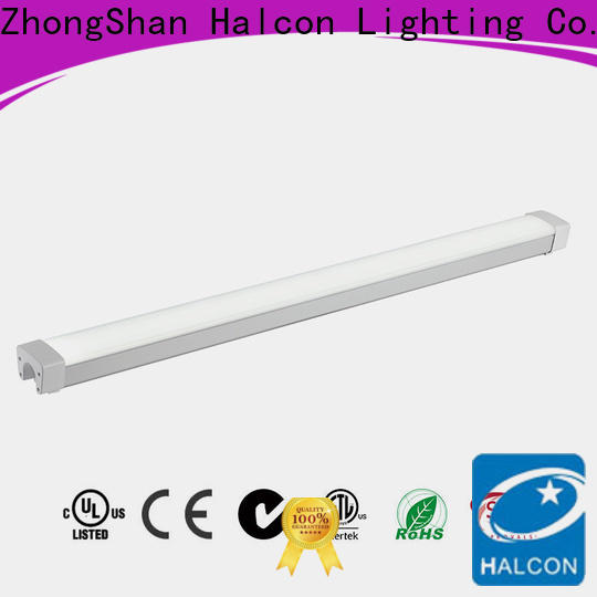 Halcon cost-effective vapor resistant light supply for office