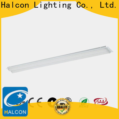 Halcon retrofit lights factory for conference room