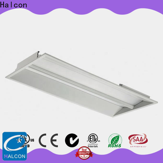 worldwide led panel troffer factory for conference room