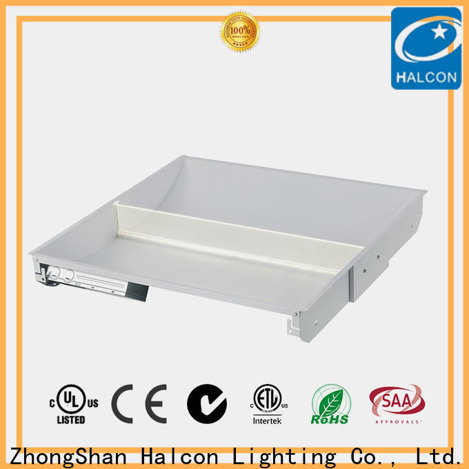 Halcon promotional led panel light 2x4 from China for lighting the room