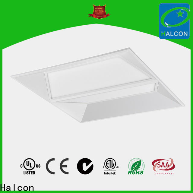 Halcon led flat panel light supplier for conference room