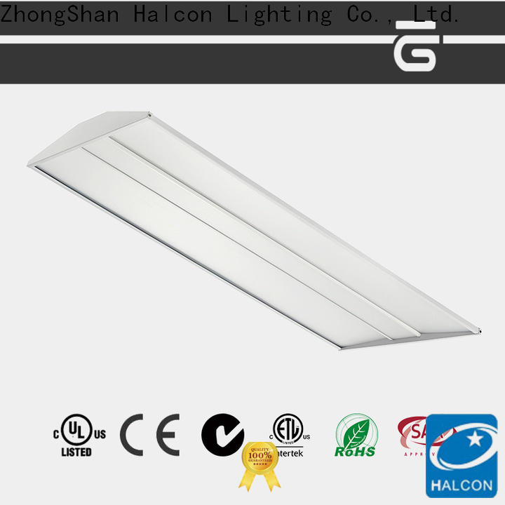 Halcon led retrofit recessed light kit supply for conference room