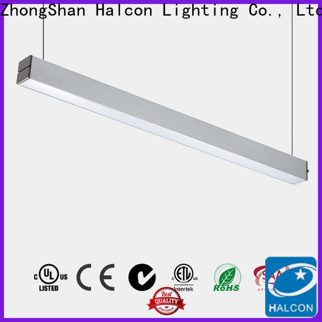 Halcon low-cost flexible track lighting best manufacturer for office