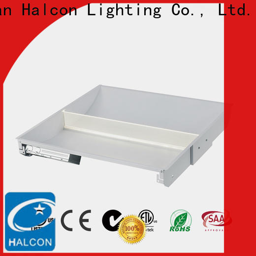 Halcon stable led troffer light best supplier bulk production