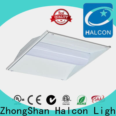 Halcon led can light retrofit kit from China for conference room