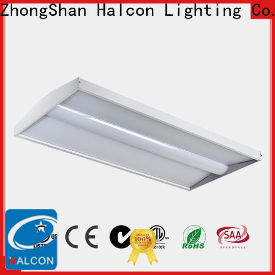 Halcon high-quality recessed led panel manufacturer for sale