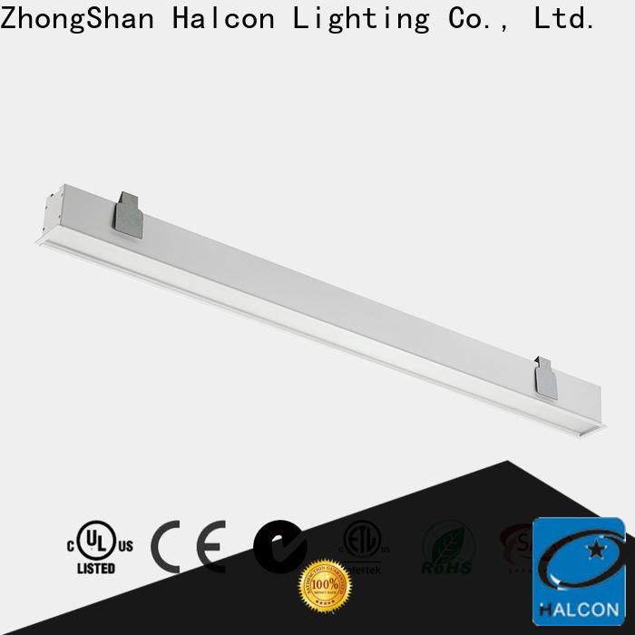 Halcon top selling led tube light fitting factory for school