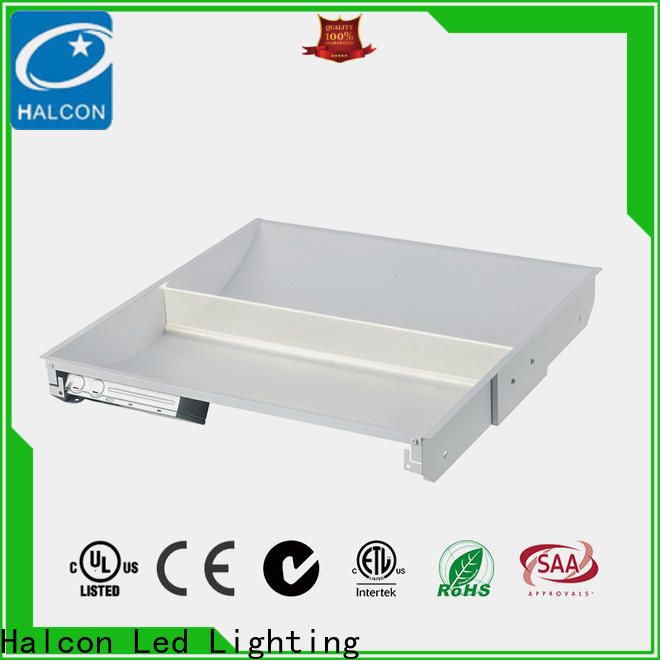 Halcon worldwide panel light made in china supplier for indoor use