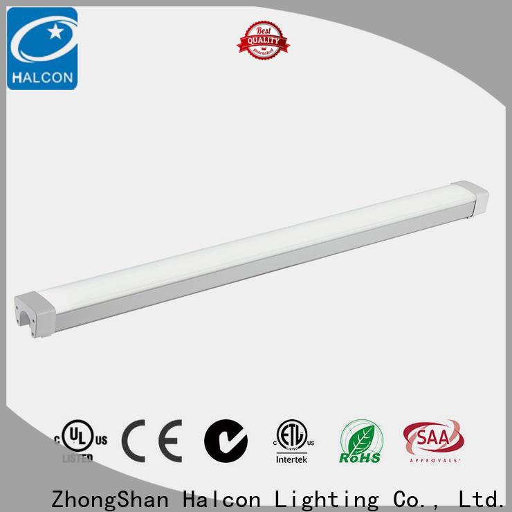 Halcon best price vapor light fixture wholesale for conference