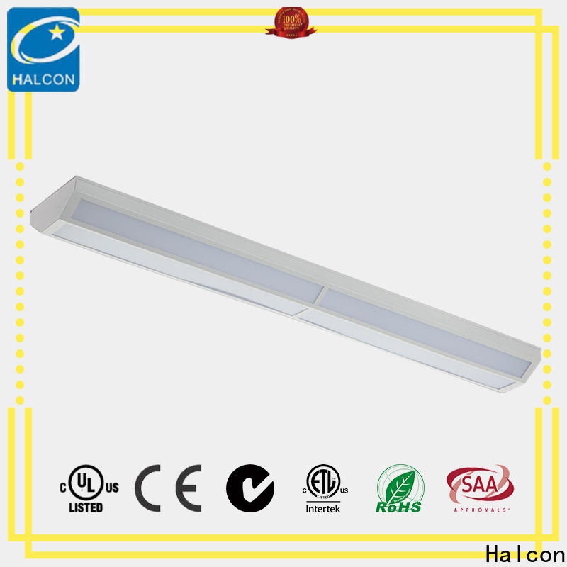 Halcon led linear light housing from China for indoor use