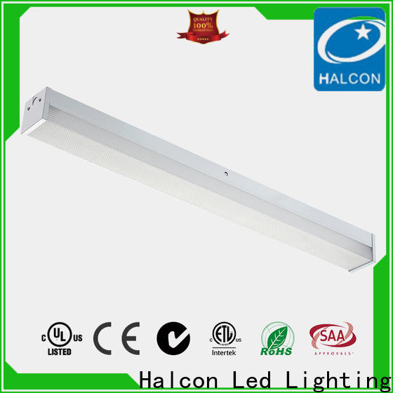 Halcon cheap led linear recessed lighting best supplier for conference room