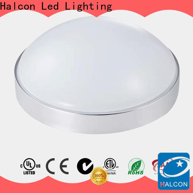 Halcon eco-friendly round led light wholesale for living room