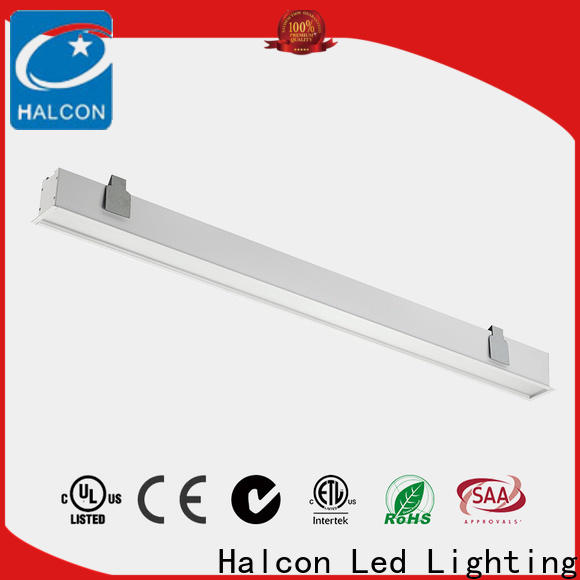 Halcon professional recessed led light kit directly sale for home