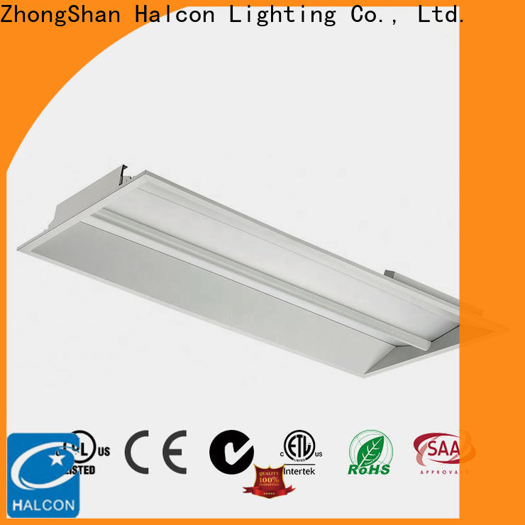 Halcon ceiling panel light led supplier for warehouse