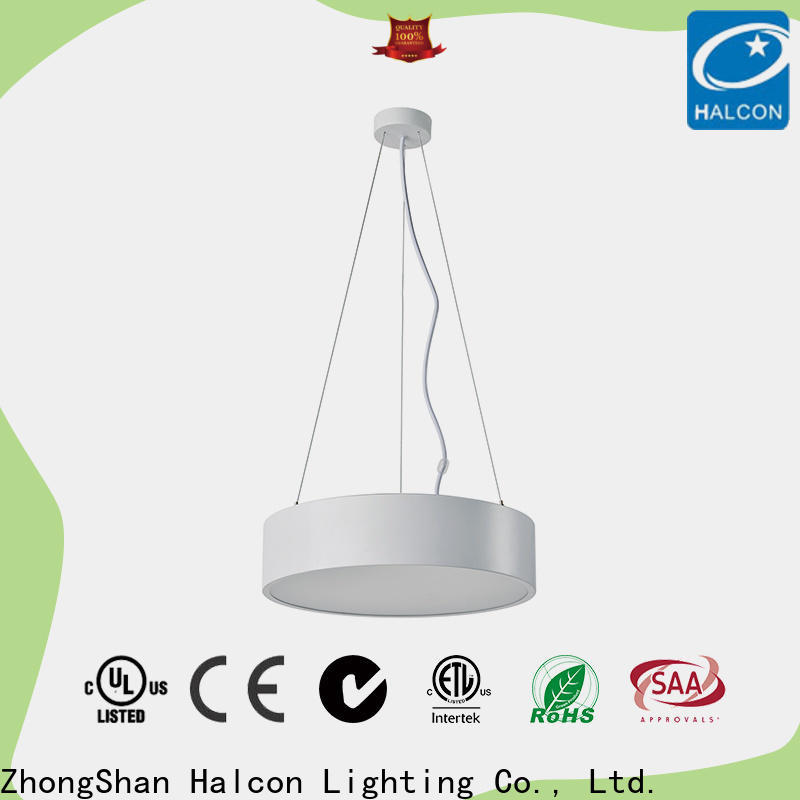 Halcon high quality flexible track lighting factory for lighting the room