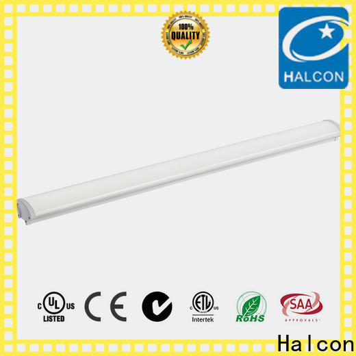 Halcon energy-saving vapor proof led light from China for lighting the room
