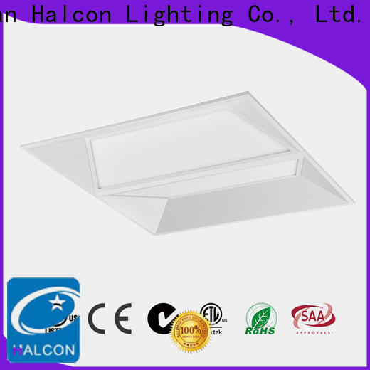 Halcon stable led troffer panel wholesale for promotion